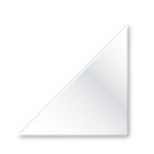 Herma 1408 Dreieckstaschen - 100 x 100 mm - weiß -...