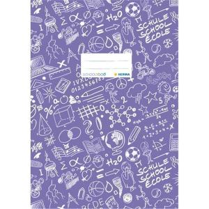 Herma 19407 SCHOOLYDOO Heftschoner - DIN A4 - violett
