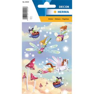 Herma 15045 DECOR Sticker - Elfentanz - 24 Sticker