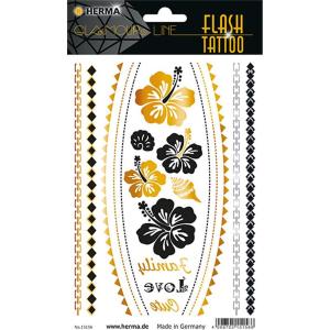 Herma 15156 FLASH TATTOO Sticker - Blumen