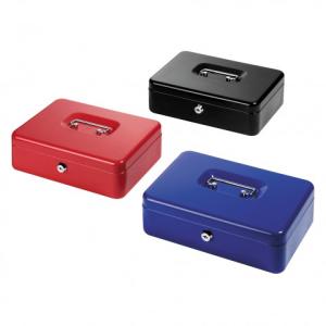 herlitz Geldkassette - Metall - groß - farblich...