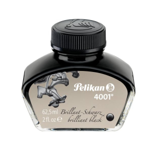 Pelikan Tinte 4001 – schwarz – 62,5 ml