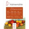 Hahnemühle Cézanne Aquarellblock - 300 g/m² - satiniert - 24 x 32 cm - 10 Blatt