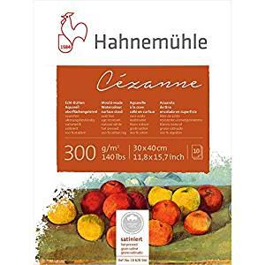 Hahnemühle Cézanne Aquarellblock - 300...