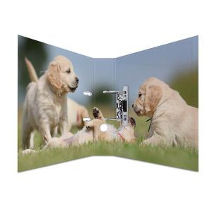 Herma 7165 Motivordner - DIN A4 - Karton - Tiere - Hunde