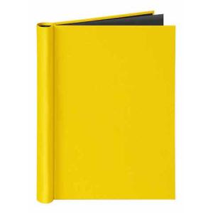 VELOFLEX Klemmbinder VELOCOLOR - DIN A4 - Karton - gelb