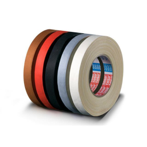 tesa Gewebeband - 50 m x 50 mm - schwarz