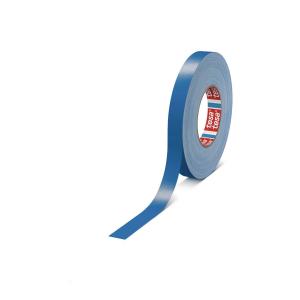tesa Premium Gewebeband - 25 m x 19mm - blau