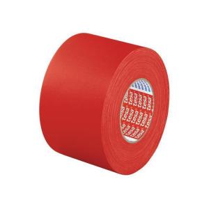 tesa tesaband Premium Gewebeband - 25 m x 25 mm - rot