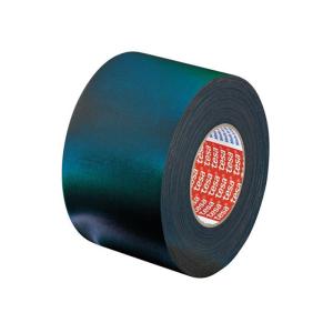 tesa tesaband Premium Gewebeband - 25 m x 50 mm - schwarz