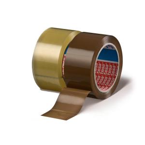 tesa tesapack Verpackungsklebeband PP-Folie - 66 m x 50...