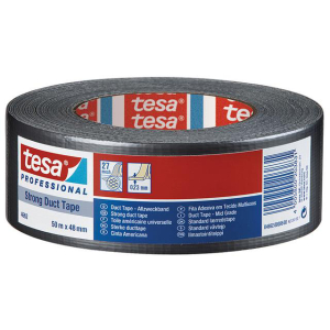 tesa Gewebeband - 50 m x 48 mm - weiß