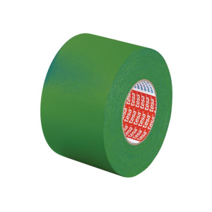 tesa tesaband Premium Gewebeband - 50 m x 50 mm - grün