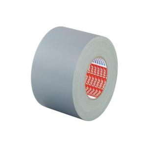 tesa tesaband Premium Gewebeband - 50 m x 50 mm - grau