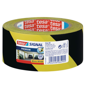 tesa Signal Premium Markierklebeband - 66 m x 50 mm -...
