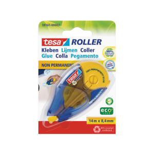 tesa Roller Kleben - Non Permanent - nachfüllbar 14...