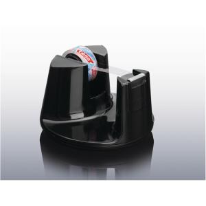tesa Easy Cut Tischabroller Compact schwarz inkl....