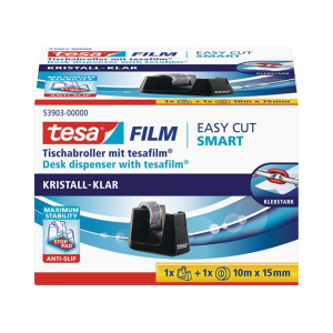tesa Easy Cut Tischabroller Smart inkl. tesafim...