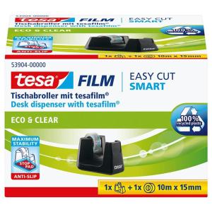 tesa Easy Cut Tischabroller Smart inkl. tesafim Eco &...