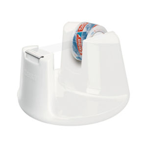 tesa Easy Cut Tischabroller Compact weiß inkl....
