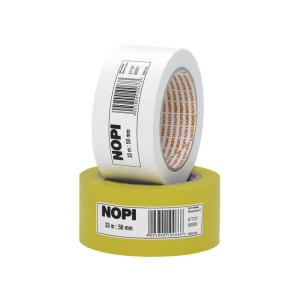NOPI Putzband - 33 m x 50 mm - weiß