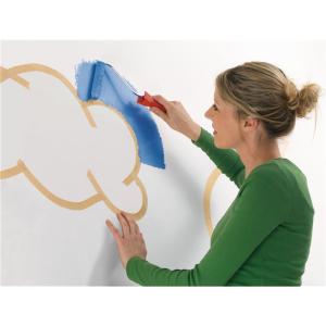 tesa Malerband für Rundungen - 25 m x 38 mm - beige