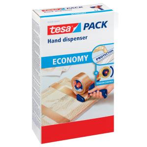tesa tesapack Handabroller - leer für Rollen bis 66...