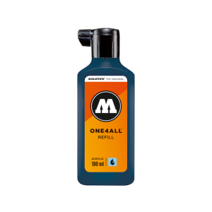 MOLOTOW ONE4ALL Refill 180ml petrol Nr.027