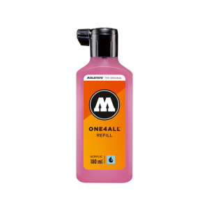 MOLOTOW ONE4ALL Refill 180ml neonpink Nr.200