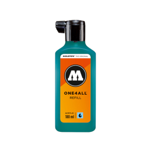 MOLOTOW ONE4ALL Refill 180ml lagunenblau