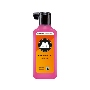 MOLOTOW ONE4ALL Refill 180ml neonpink Nr.217