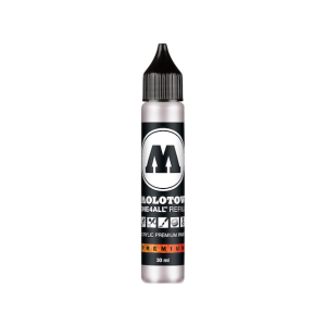 Molotow ONE4ALL Refill 30ml signalweiß