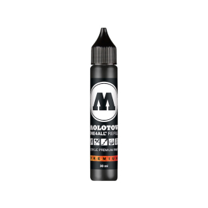 MOLOTOW ONE4ALL Refill 30ml signalschwarz