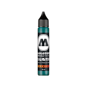 Molotow ONE4ALL Refill 30ml lagunenblau