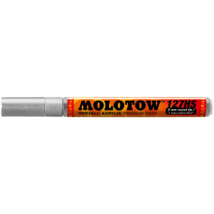 MOLOTOW ONE4ALL 127HS metallic silber Nr.227