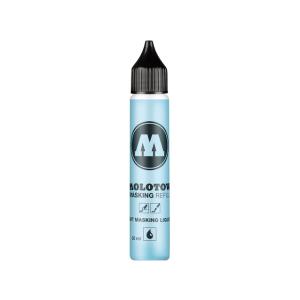 MOLOTOW GRAFX Art Masking Liquid 30ml hellblau