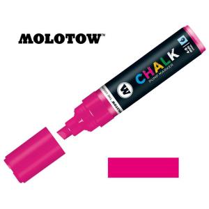 MOLOTOW Kreidemarker 4-8mm neonpink