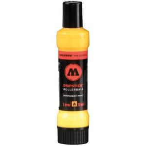 MOLOTOW - Dripstick Rollerball - 30 ml - zinkgelb