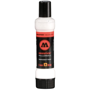 MOLOTOW - Dripstick Rollerballl - 30 ml - signalweiß