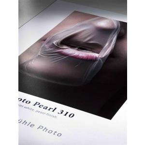 Hahnemühle Photo Pearl Inkjet-Papier - 310 g/m²...
