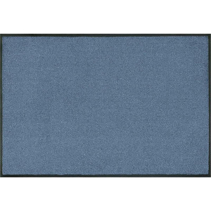 wash+dry Schmutzfangmatte Trend-Colour Steel Blue - 40 x...
