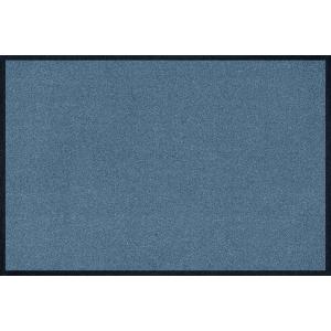 wash+dry Schmutzfangmatte Trend-Colour Steel Blue - 120 x...