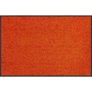 wash & dry Schmutzfangmatte Trend-Colour Burnt Orange 40x60