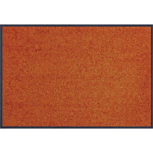 wash+dry Schmutzfangmatte Trend-Colour Burnt Orange - 60...