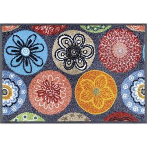 wash+dry Schmutzfangmatte Coralis - 60 x 180 cm