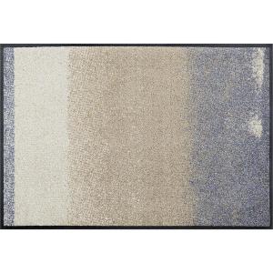 wash+dry Schmutzfangmatte Medley beige - 75 x 120 cm