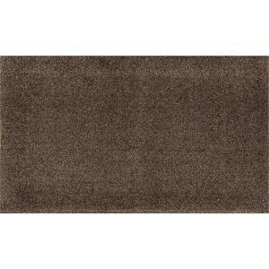 wash+dry Schmutzfangmatte Espresso Brown - 50 x 70 cm