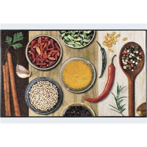 wash+dry Schmutzfangmatte Hot Spices - 75 x 190 cm