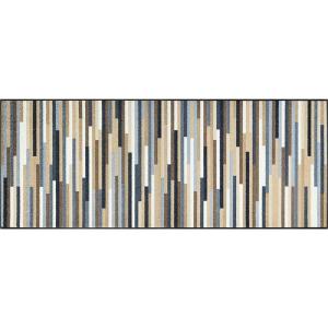 wash+dry Schmutzfangmatte Mikado Stripes nature - 75 x...