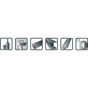 Pica Classic 532 Permant Pen - 1-2 mm - instant white